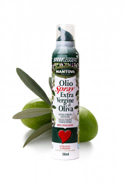 EXTRA VIRGINE OLIVE OIL olej ve spreji 400ml